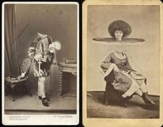 The Creepiest Headless Portraits from the Victorian Era