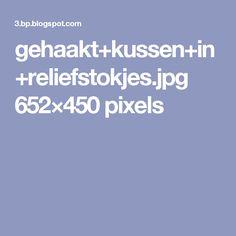 gehaakt+kussen+in+reliefstokjes.jpg 652×450 pixels