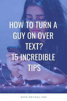 How To Turn A Guy On Over Text? 15 Incredible Tips How To Turn A Guy On Over Text? 15 Incredible Tips,Relationship No matter if the two of you have been dating for. Flirting Quotes For Her, Flirting Memes, Turn Him On, Romantic Love Messages, Text For Him, Messages For Him, Sweet Text Messages, A Guy Like You, Stress