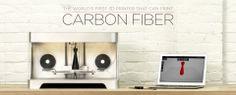 Anuncian primera impresora 3D capaz de utilizar fibra de carbono como material | Cuauhtemock