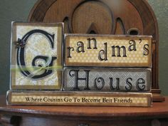 #2x4 #craft Special Order for Kelly by PunkinSeedProduction on Etsy