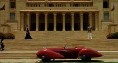 The Fall - movie 2006  that car...