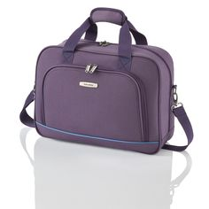 Travelite Derby Bordtasche Lila