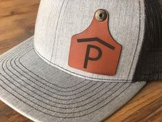 Custom Richardson Running Cap Cottage House Embroidery Business Name Polyester