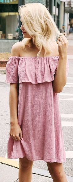 pink dress obsession summer trends
