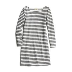 167e90f02b6 Stitch Fix Spring Stylist Picks  Heather Gray Striped Shift Dress Stitch  Fix Outfits