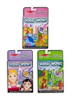 Water Wow - Makeup & Manicures Bundle