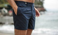 The Bespoke Dude's Swimwear #bespokedude #swimwear