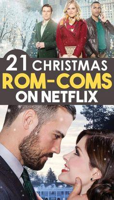 Hallmark Romantic Movies, Romantic Christmas Movies, Christmas Movies List, Christmas Movie Night, Hallmark Movies, Christmas Fun, Netflix Romantic Movies, Best Hallmark Christmas Movies, Christmas Activites