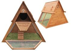 Creative Chicken Coop Design ~Drew Waters
