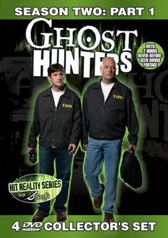 Ghost Hunters - Season 2, Part 1 First Look Home Entertainment