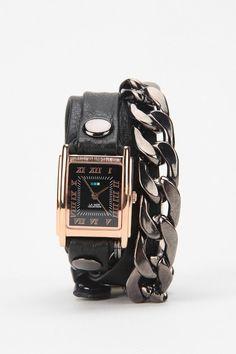 La Mer Malibu Chain Wrap Watch  #UrbanOutfitters