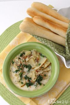 Zuppa Toscana Soup (like the kind from Olive Garden)