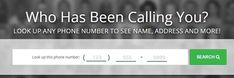 Intelecheck unidentified calls in your mobile. #intelecheck.com