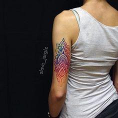12 Original Ombré Tattoos | Tattoodo.com