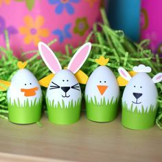 5 Different Ways to Decorate Easter Eggs