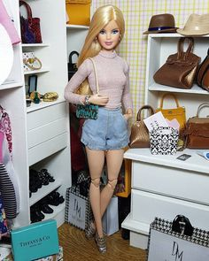 #Barbie #BarbieStyle #BarbieCollection #BarbieCollector #Doll #Dolls #BarbieFashionistas #BarbieFashionista #BarbieGram #BarbieDoll #Moda #DreamHouse #Shoe #Shoes #Friends #Love #BarbieBasic #BarbieBoy #BarbieLove #BarbieGirl #BarbieLover #DollCollector #dollphotogallery #LookDoDia #Toys #TheDollEvolves #vsco #justdollfurniture #bestbarbiephotos