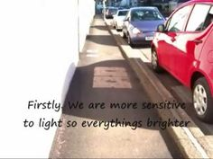"""""""What it's like to walk down a street when you have autism or an ASD"""" NEED TO CHECK THIS OUT."""