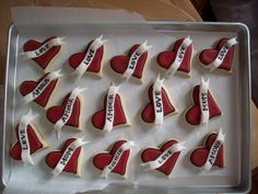 Valentine's Day Cookies | Flickr - Photo Sharing!