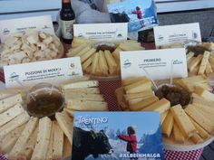 Formaggi trentini in trasferta ligure! Bagni Virginia, Loano, Liguria, #TrentinRiviera. #Albeinmalga