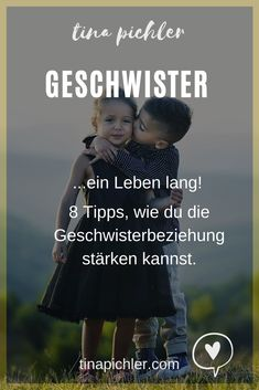 Geschwisterliebe fördern Maybe you have siblings yourself and can you still remember conflicts with your siblings from your own childhood? Was your relationship with the siblings very harmonious and y Parenting Fail, Parenting Books, Kids And Parenting, Raising Daughters, Raising Kids, How Do I Get, How To Find Out, Mother Daughter Relationships, Only Child