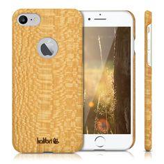 kalibri Holz Case Hülle für Apple iPhone 7: Amazon.de: Elektronik