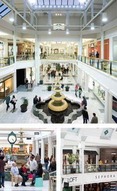 The Mall at Greenhills --Nashville