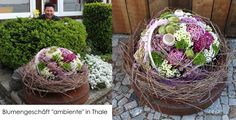"""Kreation des Blumengeschäfts """"ambiente"""" von Doreen Scholz aus Thale #Madiba #Wettbewerb"""