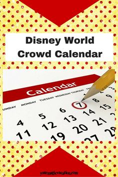 So you've decided to take a trip to Walt Disney World. Now you need to decide on when! I've come up with some easy to view Walt Disney World crowd calendar charts Disney Calendar, Disney World Crowd Calendar, Disney World 2017, Disney World Rides, Disney World Food, Disney World Florida, Disney World Parks, Disney World Vacation, Disney World Resorts
