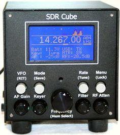 SDR Cube Transceiver