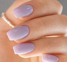 nails light purple \ nails light pink + nails light blue + nails light colors + nails light purple + nails light + nails light grey + nails light to dark + nails light pink glitter Purple Nail Designs, Nail Designs Spring, Acrylic Nail Designs, Acrylic Nails, Light Purple Nails, Purple Nail Polish, Nail Polish Colors, Light Nail Polish, Light Colored Nails