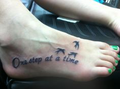 Christ centered marriage matching tattoos ephesians 5 21 for Tattoo one step at a time