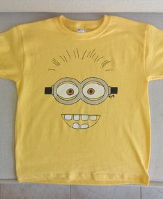 Playera Minion, by Jenny
