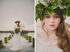 Paula O'hara did the photography.  Jennifer Ireland did the makeup.