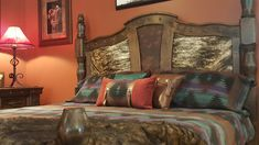 Mountain High Furniture specializes in elegant rustic furniture, western furniture and mountain style furniture that can be customized to your liking. Handcrafted in Colorado! Western Furniture, Rustic Furniture, Bedroom Furniture, Mountain Style, Running Horses, Headboard And Footboard, Westerns, Choices, Elegant