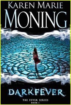 Darkfever (Fever series, book 1) by Karen Moning