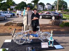 (Photo from TwistedFantasyLBC.webs.com) One of my favorite stories, about a single-parent-raised kid whose hopes lay in his lowrider bicycle. Lowrider bikes regained popularity in the 1990s, the creative howls of kids who couldn't wait until they could drive to invest their rides with time, money and pride. For a boy looking to avoid gang conformity, the project meant so much more. My story from Phoenix New Times, May 1995: http://www.phoenixnewtimes.com/1995-03-23/news/lowrider-high-hopes/