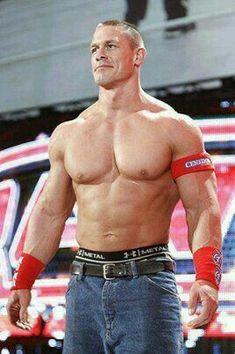 my favourite wrestler John Cena John Cena, Wrestling Superstars, Wrestling Wwe, Wrestling Stars, Wwe Champions, Beefy Men, Hommes Sexy, Fitness Photography, Wwe Wrestlers