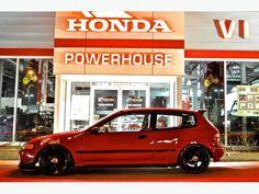 1994 Honda Civic hatchback  #Honda #HondaCivic #HondaCars