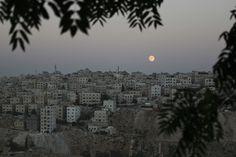 Blue Moon in Jordania...