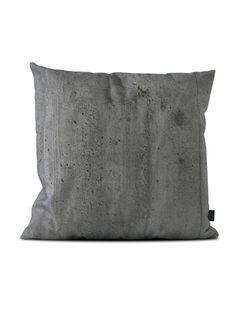 concrete pillow by HOW ARE YOU...love it! also love the plywood one :))