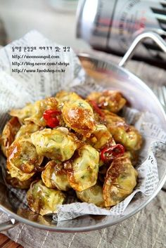 Korean Dishes, Korean Food, Korean Recipes, Cooking On A Budget, Potato Recipes, Allrecipes, Potato Salad, Food And Drink, Potatoes
