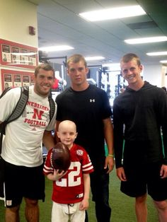 The Martinez brothers with Jack Hoffman! GBR!