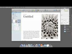 iBook Author Tutorial - Playlist of youtube videos that will show you how to create your own iBook and send it to the iBookstore.
