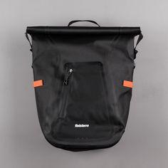 Finisterre Waterproof Rucksack - Black