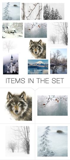 """""""winter moments"""" by anastasiatsouk on Polyvore featuring art"""