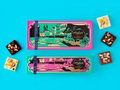 資生堂パーラーのバレンタイン - ボンボンショコラやクランチチョコレート、3段ボックスの詰め合わせも 写真4