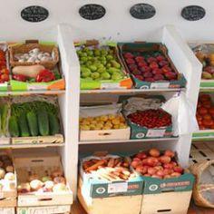 Frisches Obst und Gemüse aus biologischem Anbau. Bio Urlaub mit ReNatour