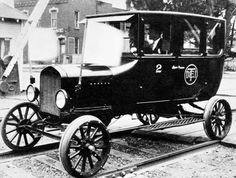 Model T Ford Forum: Old Photo - Model T Railcar