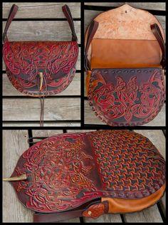 GoViking Belt bag by Wodenswolf.deviantart.com on @DeviantArt